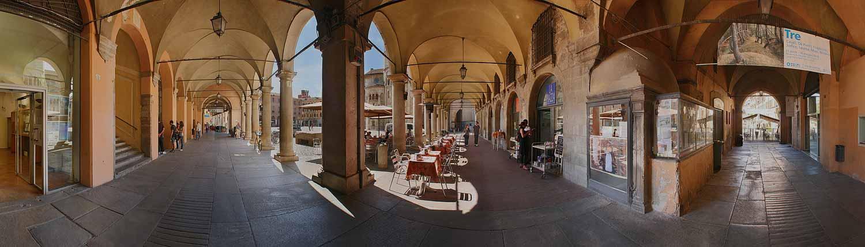 Modena - I Portici di Via Emilia