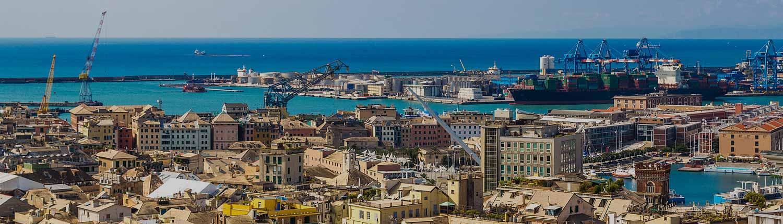 Genova - Il Porto