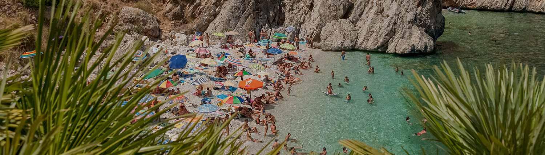 Riserva dello Zingaro - Caletta