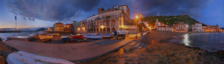 Santa Maria di Castellabate - Panorama