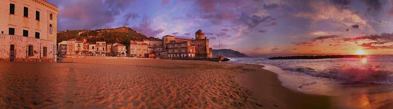 Santa Maria di Castellabate - la spiaggia