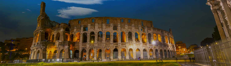 Roma - Il Colosseo di Notte