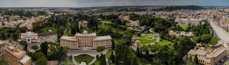 Roma - I Giardini Vaticani