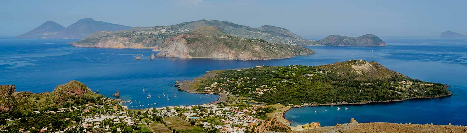 Isole Eolie - Panorama