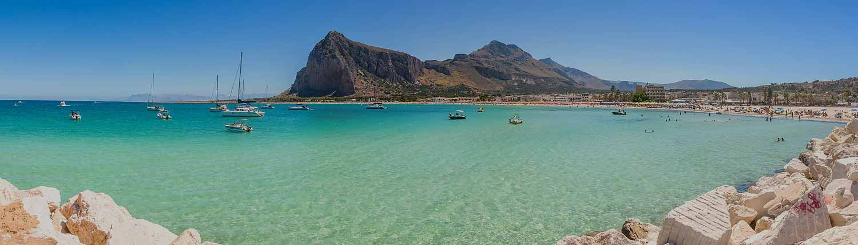 San Vito Lo Capo - La spiaggia e il mare