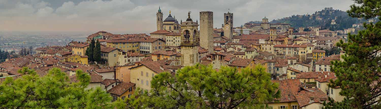 Bergamo - La Città Vecchia