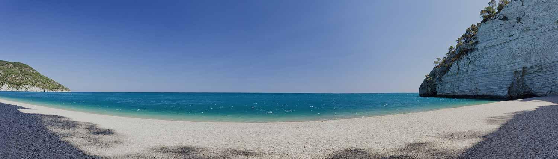 Vieste - Spiaggia di Vignanotica