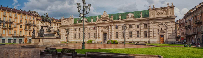 Torino - Biblioteca Nazionale Universitaria di Torino