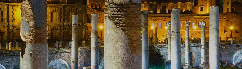 Roma - Mercati di Traiano