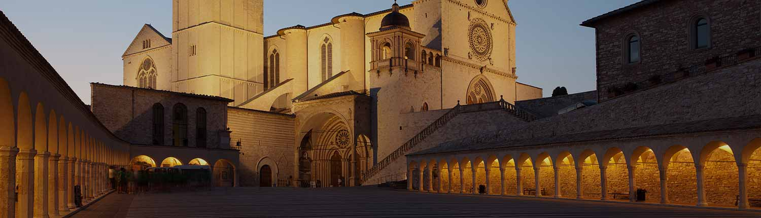Basilica di San Francesco - Basilica di San Francesco ad Assisi