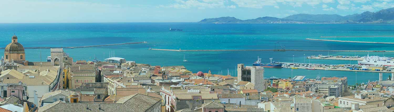 Cagliari - Panorama