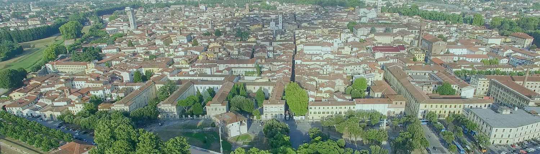 Lucca - Panorama