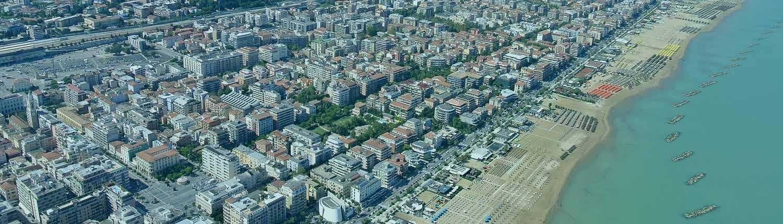 Pescara - Vista aerea
