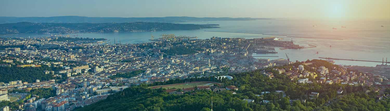 Trieste - Panorama
