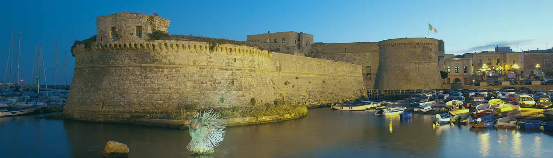 Gallipoli - Castello Angioino
