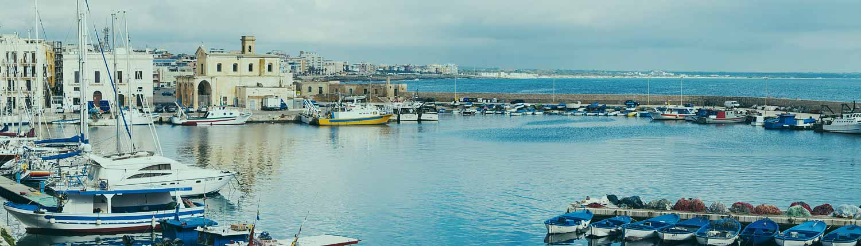 Gallipoli - Il Porto