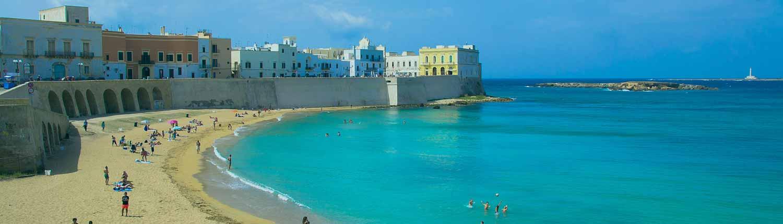 Gallipoli - La Spiaggia