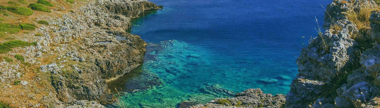 Baia di Uluzzo - Parco Naturale di Porto Selvaggio