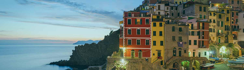 Riomaggiore - Panorama