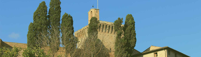 Meldola - La Rocca