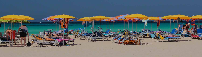 Spiaggia - San Vito Lo Capo