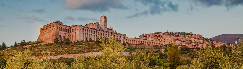 Panorama - Panorama di Assisi