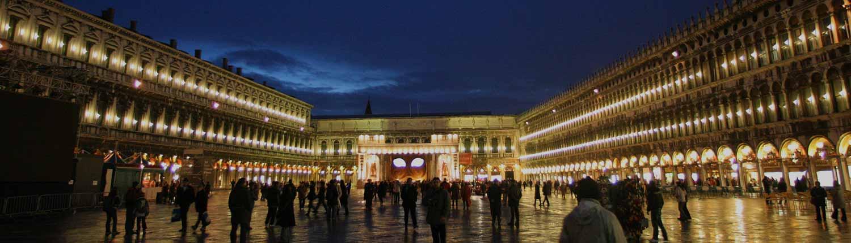 Piazza San Marco - Piazza San Marco a Carnevale