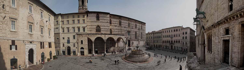 Perugia - Panorama