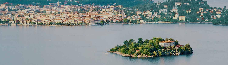Verbania - Verbania e l'Isola Maggiore